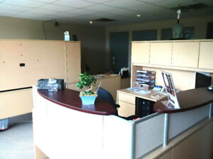 FURNISHED PROFESSIONAL OFFICE AVAILABLE