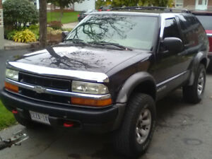 2005 Chevrolet Blazer ZR2 Coupe (2 door)
