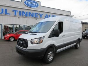 2016 Ford Transit 250 Van Med. Roof w/Sliding Pass. 148-in. WB Peterborough Peterborough Area image 5