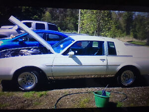 1984 g body Buick PRICE DROP MUST GO
