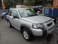 2004 04 LAND ROVER FREELANDER 2.0 TD4 S 4X4 IN SILVER # 2 OWNERS #