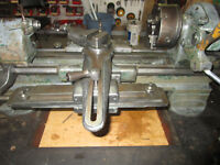 "SOUTHBEND 9"" X 24"" METAL LATHE WITH TAPER ATTACHMENT"