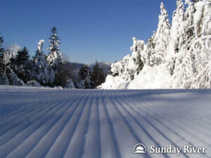 SUNDAY RIVER BOOKING CODE