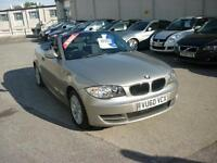 2010 BMW 118 2.0TD d ES Convertible Finance Available