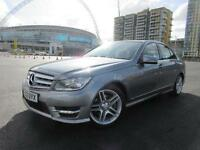 2012 Mercedes-Benz C Class 2.1 C220 CDI BlueEFFICIENCY AMG Sport 7G-Tronic