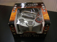 Poker set Collector Edition Orange County Choppers, NEUF.