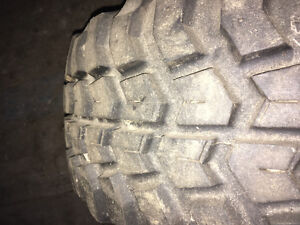 Marshall power guard 16.5 tires. Only 2 Windsor Region Ontario image 2
