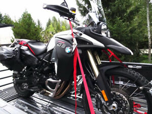BMW F800GSA Adventure 2016