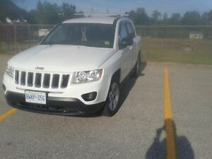 2011 Jeep Compass north SUV, Crossover