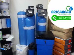 Bricareau, votre entrepôt des adoucisseurs d'eau !