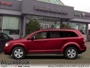 2014 Dodge Journey SXT  - Low Mileage