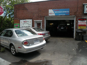 **Auto Services ( Mechanic Garage) full Equip,business for Sell*