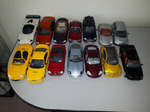 1/18 Diecast Cars - Porsche Aston Martin Mercedes and many more