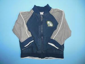 Boys Old Navy Football Jacket Spring/Fall Size 12 -18 months Belleville Belleville Area image 1