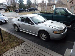 2000 Ford Mustang Coupe 3.8L