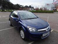 Vauxhall/Opel Astra 1.8i 16v 2010 Life ONLY 76000 MILES AUTOMATIC