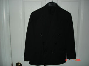 TWO BOYS SUIT JACKETS AND PANTS - SIZE 10