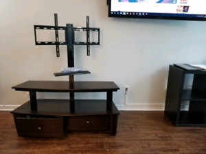 TV Mount + Stand (Mint condition!)