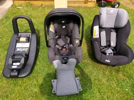 Isofix car seat