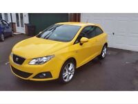 Seat Ibiza sport like new only 5k mileage