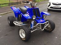 Yamaha Banshee 350 Quad 2006 model with some nice mods May swap for car or van