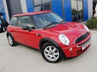 MINI One Seven 2006 Chili Red R50 - Limited Edition