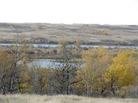 North Saskatchewan Riverview Lot