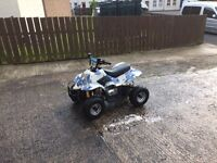 50cc quad excellent condition £375