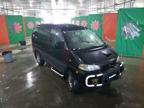 Excellent Mitsubishi Delica TURBO DIESEL! Must sell!