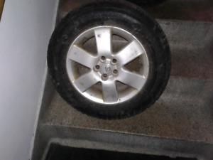 Pneus et Mag pour  Toyota Corolla