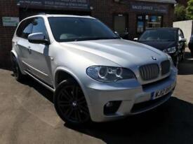BMW X5 Xdrive40d M Sport DIESEL AUTOMATIC 2012/12