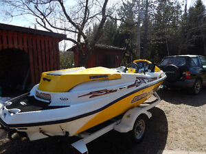 Seadoo Sportster 155 H.P and Trailer For Sale