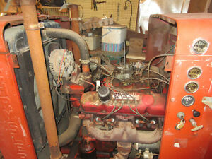413-V8 DODGE ENGINE,(good runner) $1950.