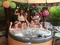 Hot tub hire Hull East Yorkshire sold hot tub party hire