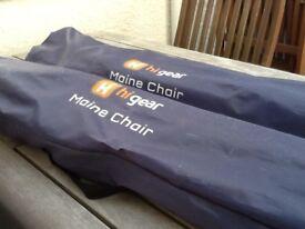 Hi gear Maine Picnic chairs