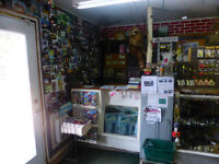 FISHING AND HUNTING STORE FOR SALE
