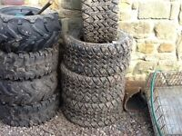 Tyres to fit Kubota 900