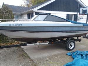 19 foot Thompson boat