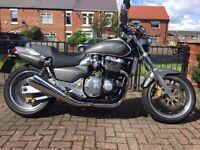 Rare Honda CB1300 X4 1997