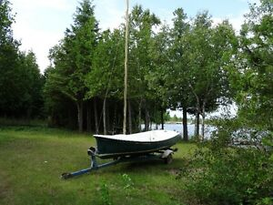 "12  ft. Sailboat Oday ""Widgeon"" & Trailer"