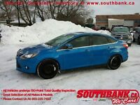 2012 Ford Focus TitaniumWICKED BLUE CANDY METALLIC & FULLY JAMME