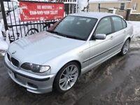 2004 BMW 320D SPORT, 1 YEAR MOT, SERVICE HISTORY, NOT ASTRA FOCUS GOLF A3 MEGANE 308