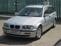2001 BMW 3 Series 1.9 318i SE Touring 5dr