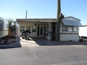 Mesa Park Model / Active 55+ Gated Community