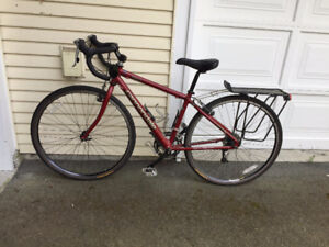 Women's small Cannondale T800 CAAD3 Touring Bike
