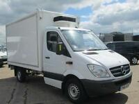 2011 11-REG Mercedes-Benz Sprinter 313CDI FRIDGE/FREEZER BOX VAN
