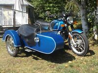 1974 BMW R90/6 Sidecar rig  NEW PRICE