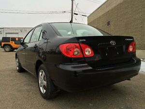 2008 TOYOTA COROLLA CE......NO ACCIDENTS CLEAN CARPROOF Edmonton Edmonton Area image 9