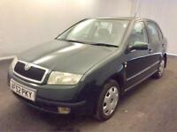 SKODA FABIA 1.9SDi COMFORT>PRICED REDUCED< 1 OWNER..ONLY 51K miles..FULL HISTORY