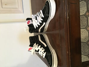 Vans High Top Shoe